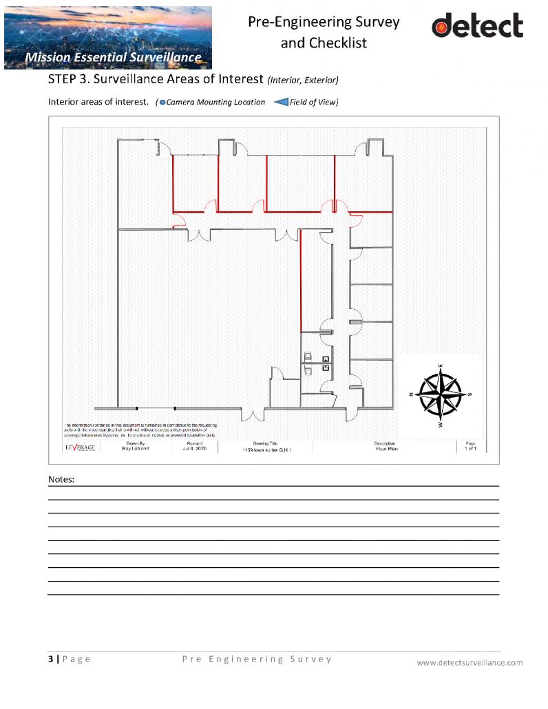 Pre Engineering Survey and Checklist SAMPLE_Page_03