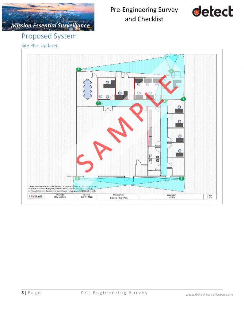 Pre Engineering Survey and Checklist SAMPLE_Page_08