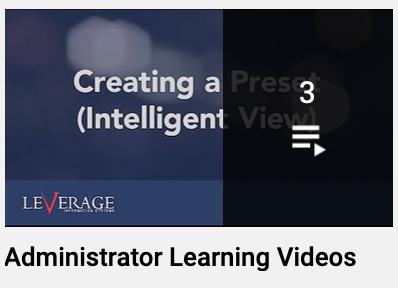Administrator Videos