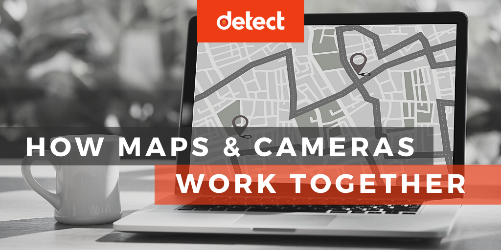 How Maps and Cameras Work Together